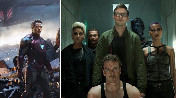 """Endgame"" y ""X-Men"