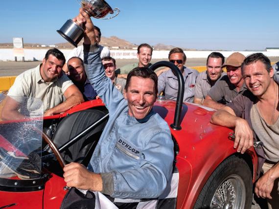"""Le Mans '66 / Contra lo imposible / Ford v Ferrari"""