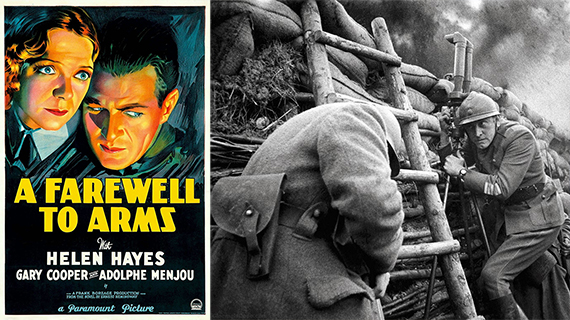 inolvidables películas sobre la I Guerra Mundial