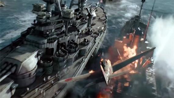 "Escena de ""Midway"""