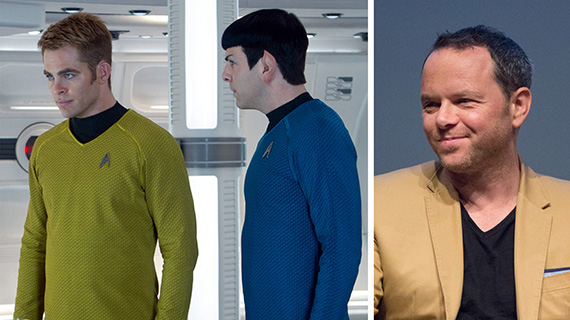 """""""Star Trek"""" y Noah Hawley"""