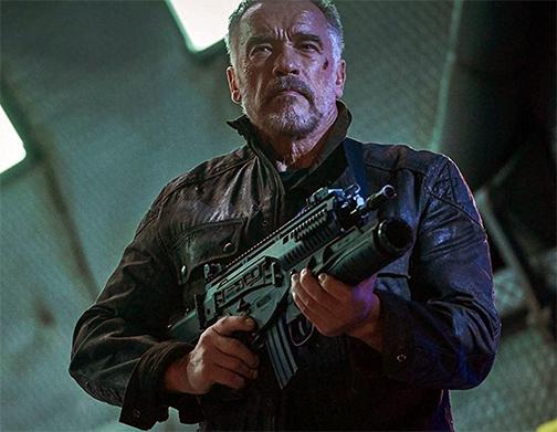 """""""Terminator: Destino oscuro / Destino oculto / Dark Fate"""""""