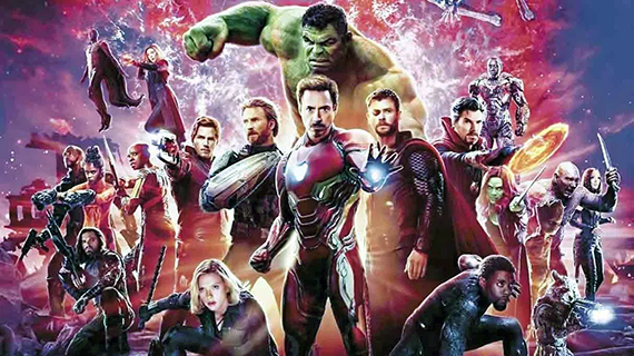 """Vengadores / Avengers: Endgame"""