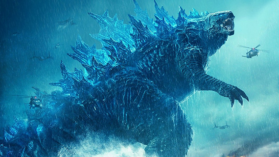 """Godzilla: Rey de los Monstruos / King of the Monsters"""