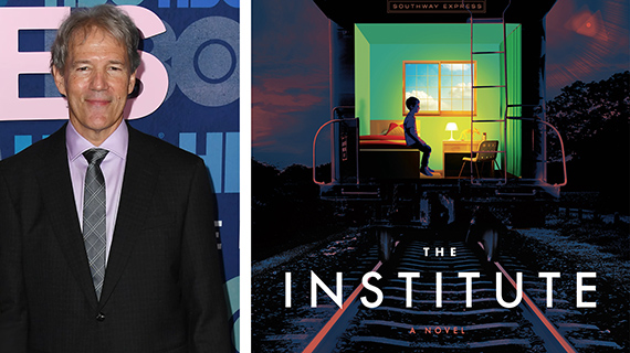 "David E. Kelley y ""The Institute"""