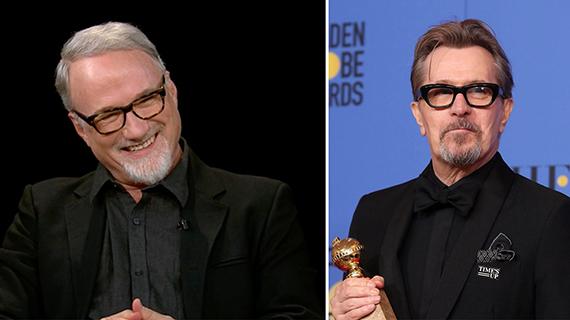 David Fincher dirigirá a Gary Oldman