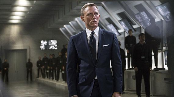 Daniel Craig, Bond por última vez