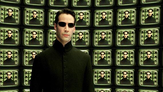 Neo vuelve a Matrix