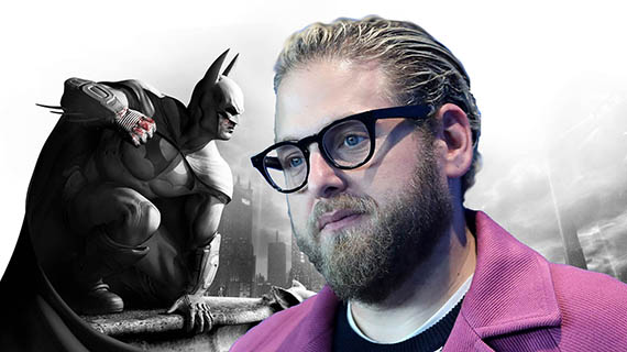 Jonah Hill contra Batman
