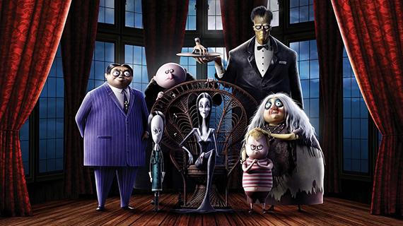"""""""La familia Addams / Los locos Addams / The Addams Family"""""""