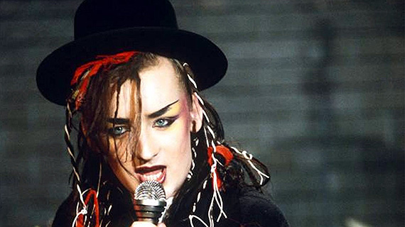 Boy George, en su momento de mayor gloria