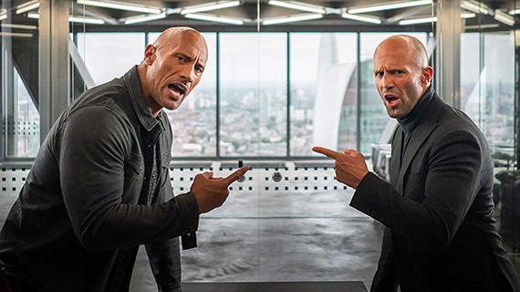 """Rápidos y furiosos / Fast & Furious: Hobbs & Shaw"""