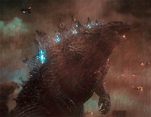 """Godzilla: The King of the Monsters"""