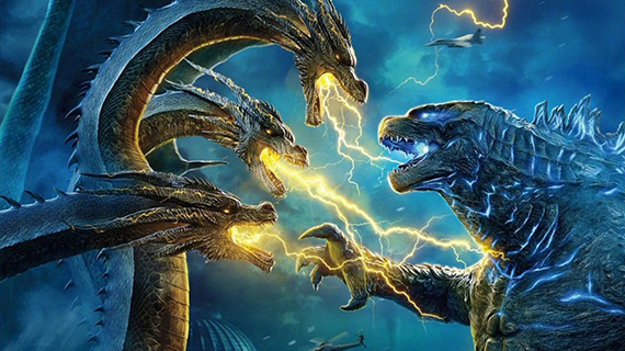 """""""Godzilla: The King of the Monsters"""""""