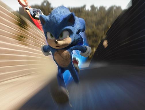 """Sonic: La película / Sonic the Hedgehog"""