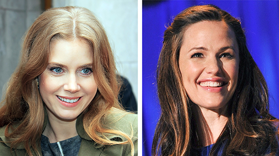 Amy Adams y Jennifer Garner