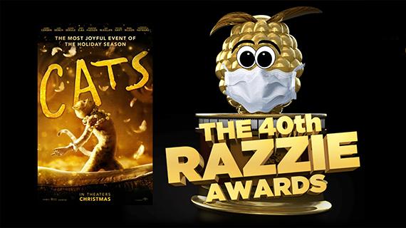 """""""Cats"""" arrasa en los Premios Razzies"""