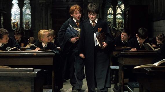 China confía en los fans en Harry Potter