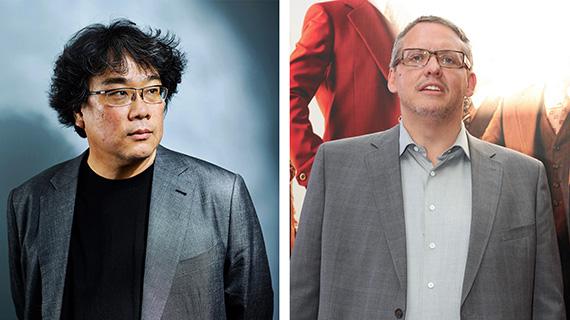 Bong Joon Ho y Adam McKay