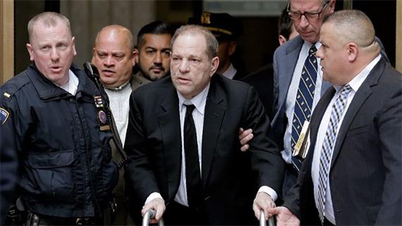 Harvey Weinstein puede pasar el resto de su vida entre rejas