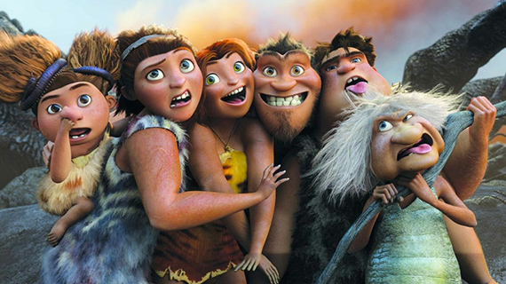 """The Croods: A New Age"""