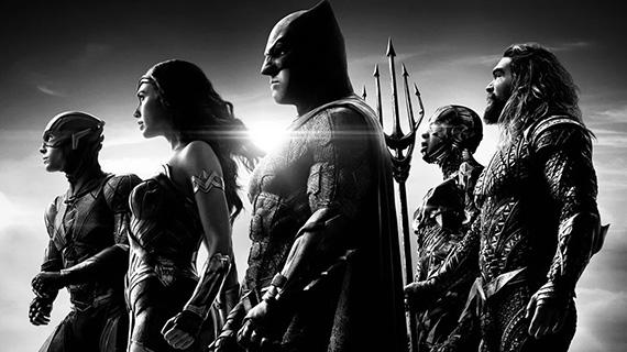 """""""La liga de la justicia de Zack Snyder"""""""
