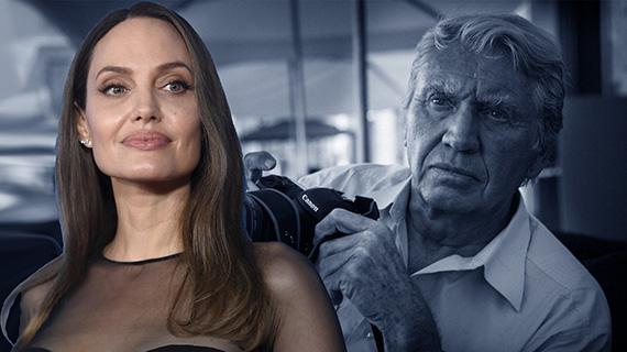 Angelina Jolie y Mccullin