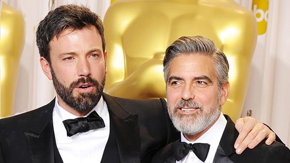 Affleck y Clooney