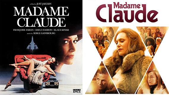 """Las dos """"Madame Claude"""""""