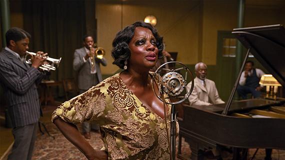 """""""La madre del blues / Ma Rainey's Black Bottom"""""""
