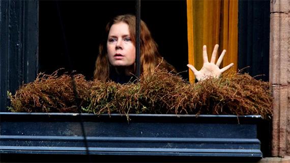"""La mujer en la ventana"""