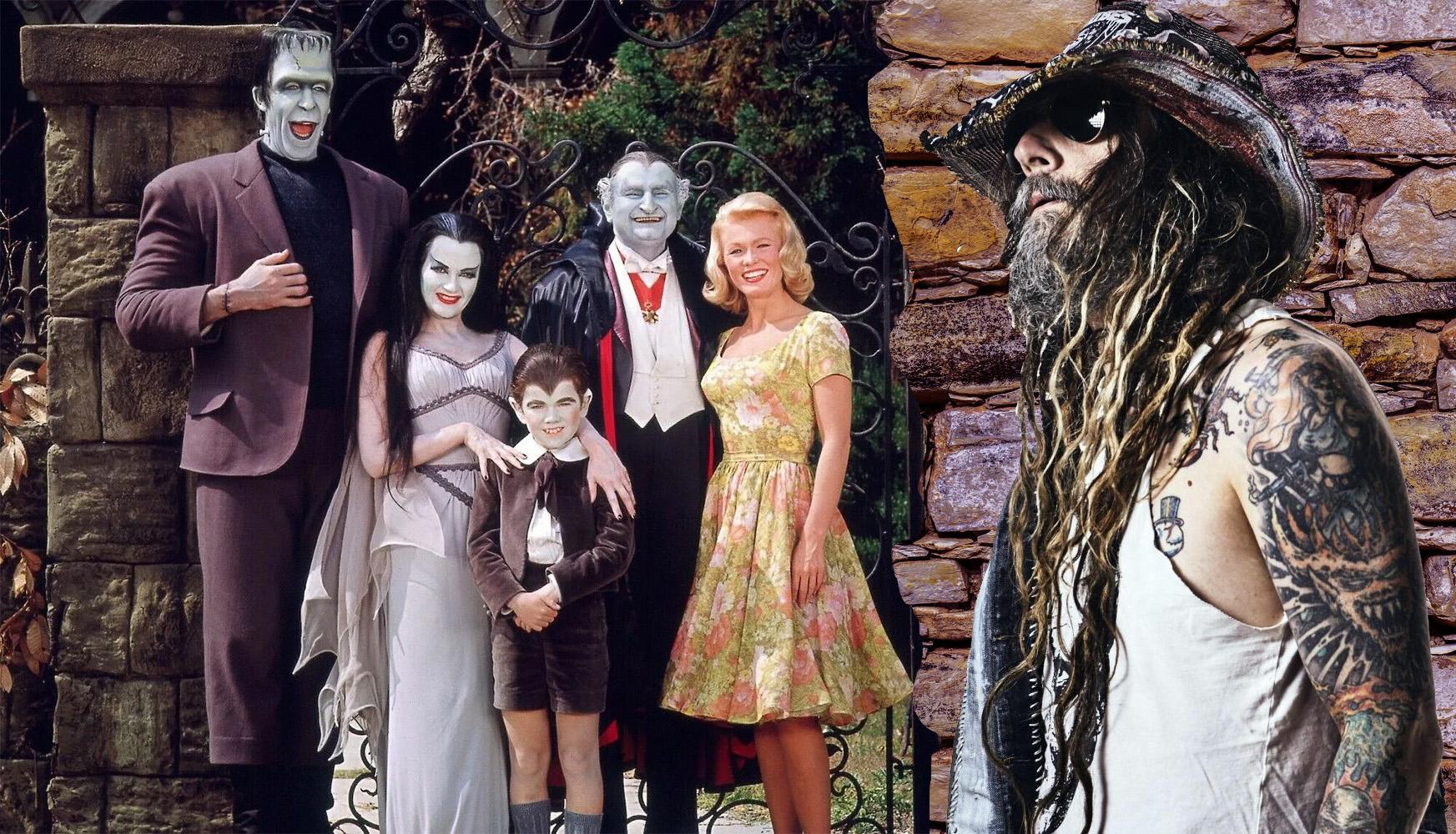 "Rob Zombie dirigirá ""The Munsters"""
