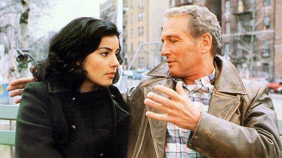 "Paul Newman, en ""Fort Apache"""