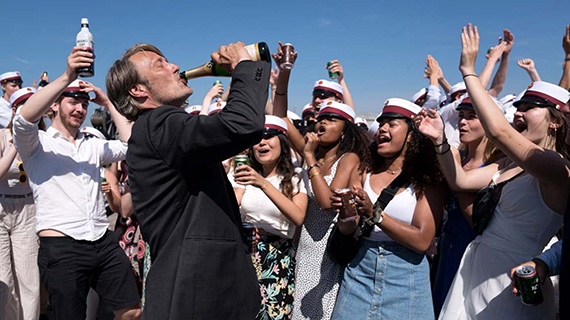 """Otra ronda / Another Round / Druk"""