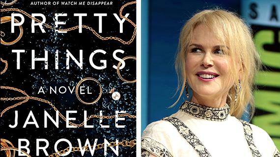 Nicole Kidman y la novela que llevará a TV
