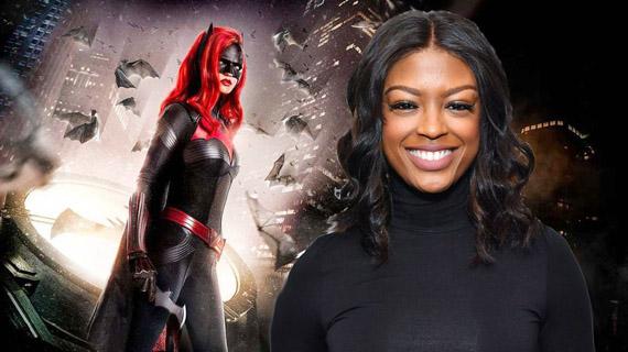 Javicia Leslie es la nueva Batwoman