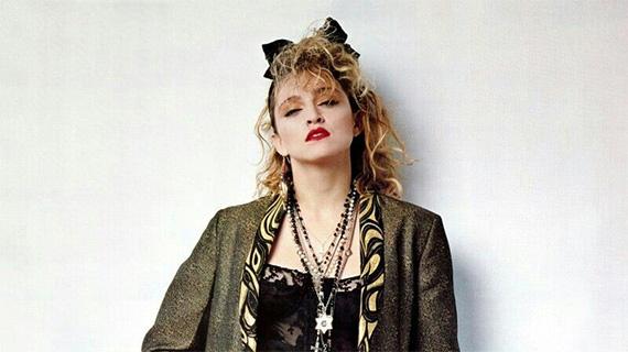 "Madonna, en su primer éxito como actriz, ""Buscando a Susan desesperadamente"""