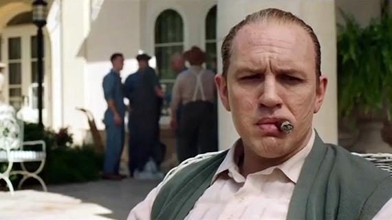 """Hardy, en """"Capone"""""""