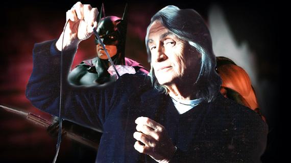 Joel Schumacher, autor de las consideradas peores cintas de Batman