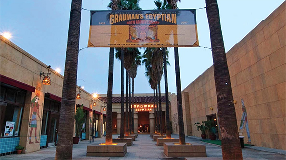 Teatro Egipcio de Los Angeles