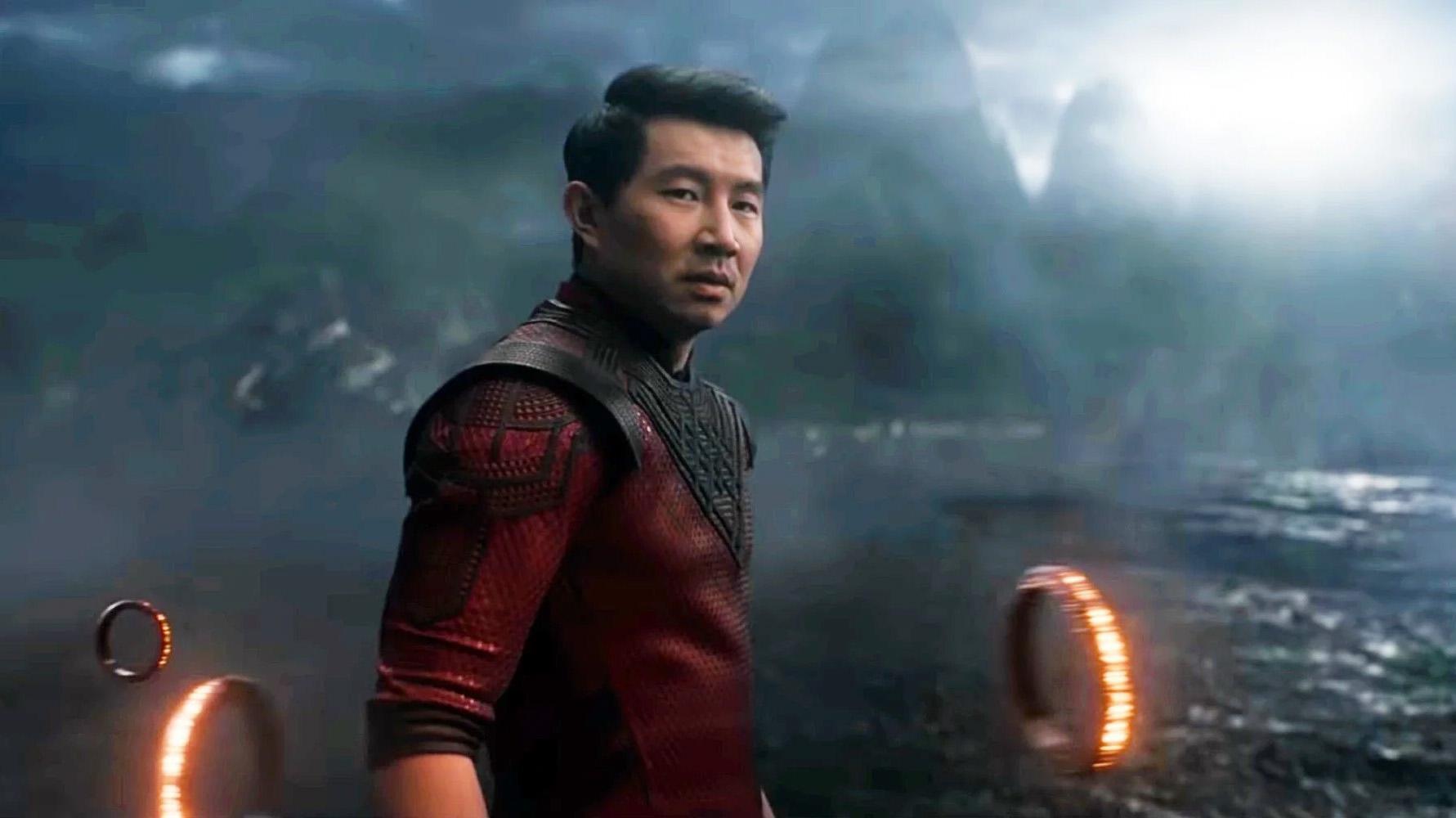 """""""Shang-Chi y la leyenda de los diez anillos"""""""
